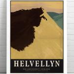 Helvellyn Print
