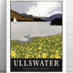 Ullswater Print
