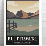 Buttermere Print
