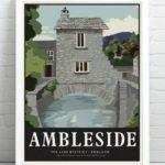 Ambleside Print